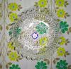 レトロプレスガラス ギザギザ小鉢 クリア