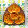 USAビンテージ 陶器製 チッププレート