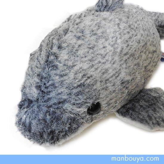 【イルカのぬいぐるみ】キュート販売◆CUTE marine collection◆アストラドルフィングレーLLサイズ60cm