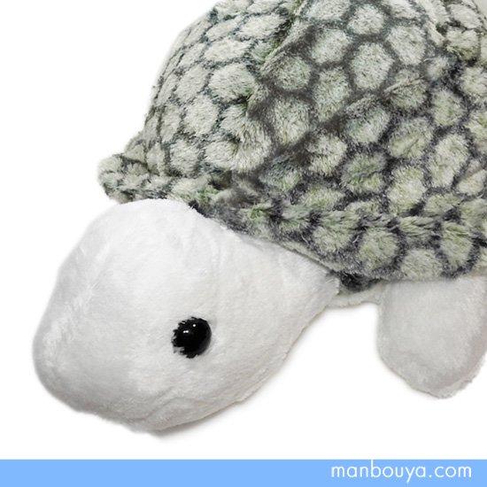 【カメのぬいぐるみ】キュート販売◆CUTE marine collection◆アストラカメ グリーンLLサイズ55cm
