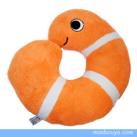 【ニシキアナゴのぬいぐるみ】キュート販売◆CUTE marine collection◆くるくるニシキアナゴ35cm
