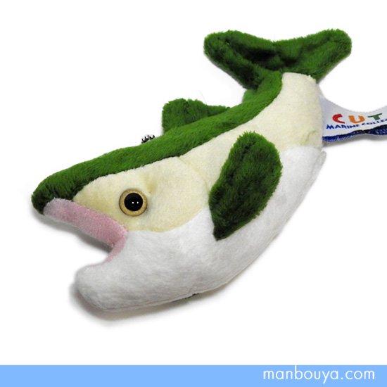 【魚のぬいぐるみ】サケグッズ・雑貨◆キュート販売◆CUTE marine collection◆銀鮭マスコット15cm