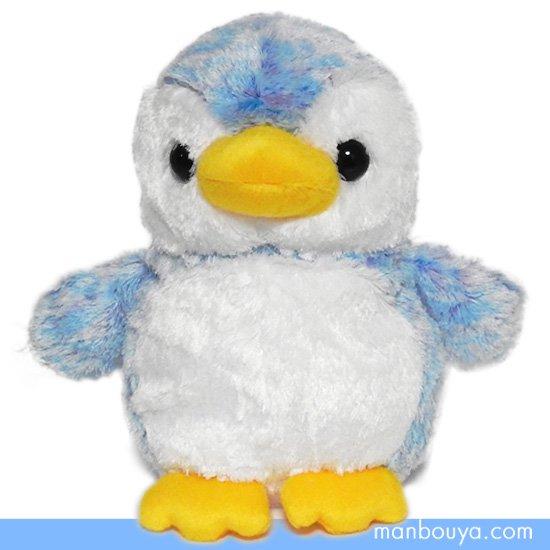 【ペンギンのぬいぐるみ】キュート販売◆CUTE marine collection◆アストラペンギン ブルーMサイズ25cm