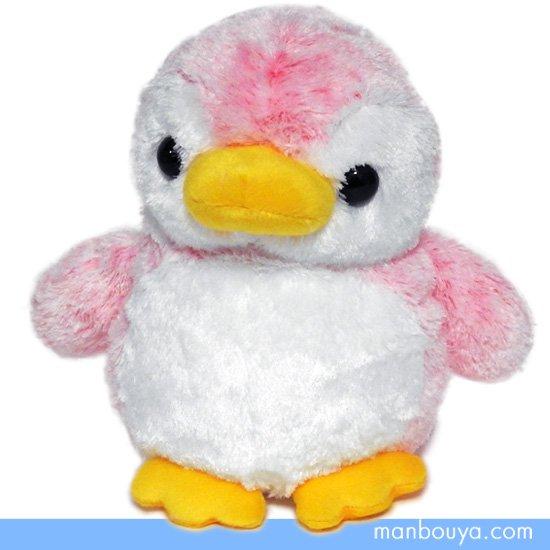 【ペンギンのぬいぐるみ】キュート販売◆CUTE marine collection◆アストラペンギン ピンクMサイズ25cm