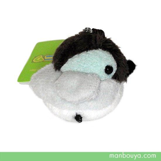 【カモのぬいぐるみ】小鳥グッズ・雑貨◆小さい動物◆A-SHOW(栄商)◆ムニュマム携帯ストラップ◆鴨4cm