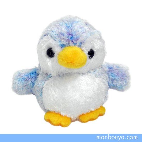 【ペンギンのぬいぐるみ】キュート販売◆CUTE marine collection◆アストラペンギン ブルーSSサイズ13cm