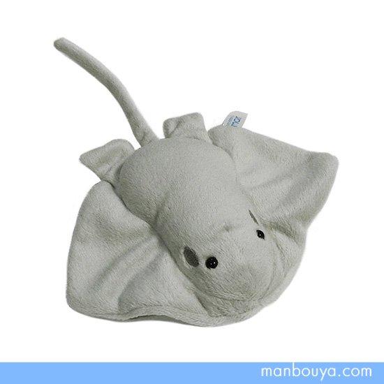 【エイのぬいぐるみ】水族館グッズ◆A-SHOW(栄商)◆海のともだちmar◆エイちゃんS 20cm