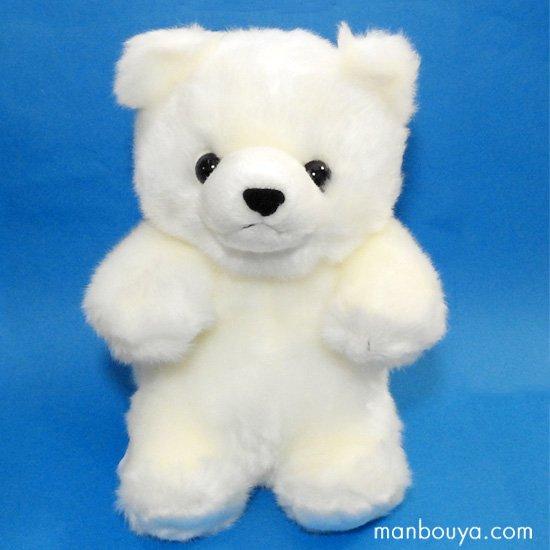 【シロクマのぬいぐるみ】キュート販売◆CUTE marine collection◆白くまポーラくんSサイズ21cm