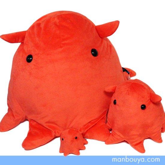 10%OFF メンダコのぬいぐるみ A-SHOW(栄商) 深海魚シリーズ メンダコ 3サイズセット
