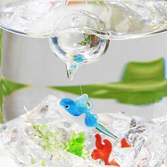マンタ グッズ エイ インテリア 雑貨 フロート 浮き玉 ガラス細工 海の生き物 浮き球 マンタレイ