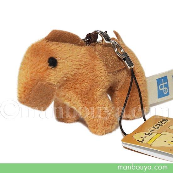 【おもしろ雑貨】ハニワグッズ◆A-SHOW(栄商)◆携帯ストラップ◆埴輪・はにわ馬型 8cm