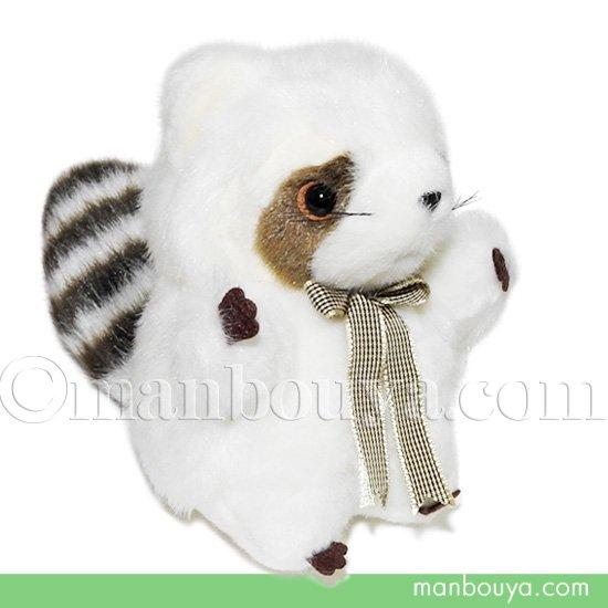 レッサーパンダ ぬいぐるみ 動物 たけのこ TAKENOKO レッサーパンダミニ ホワイト 14cm