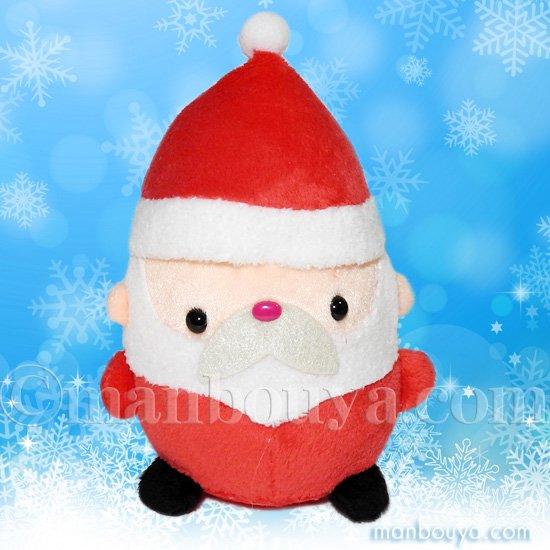 クリスマス ぬいぐるみ サンタクロース A-SHOW ムニュマム Mサイズ サンタ 14cm