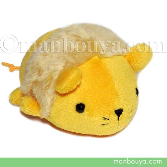 動物園 ライオンのぬいぐるみ A-SHOW 栄商 ムニュマム Mサイズ らいおん 12cm
