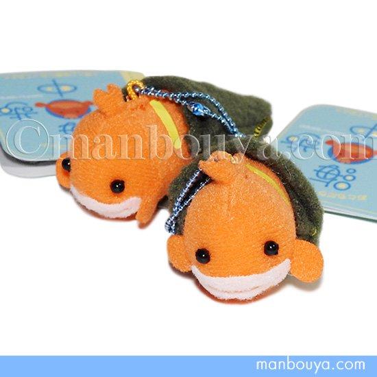 魚 ぬいぐるみ 水族館グッズ 海中散歩 おともだちマスコット コケギンポ 6cm