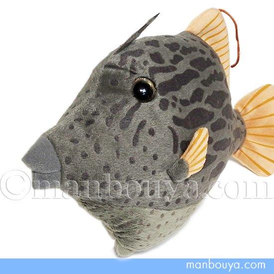 【10%OFF】海魚 カワハギ ぬいぐるみ A-SHOW 栄商 釣り人シリーズ 皮剥 32cm