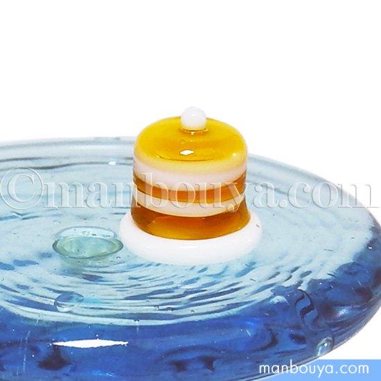 ホットケーキ ミニチュア 雑貨 ガラス細工 食品 お菓子 ジョイラッククラブ