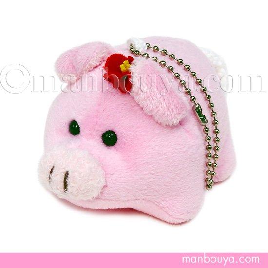 ブタ ぬいぐるみ ぶた キュート販売 CUTE マスコット 豚 ピンク 10cm