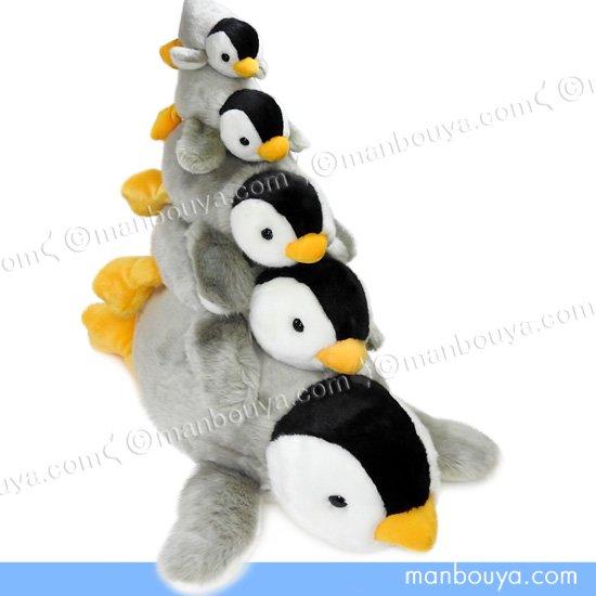 5%OFF 大人気 ペンギン ぬいぐるみ キュート販売 CUTE ベビーペンギン 5サイズ フルセット