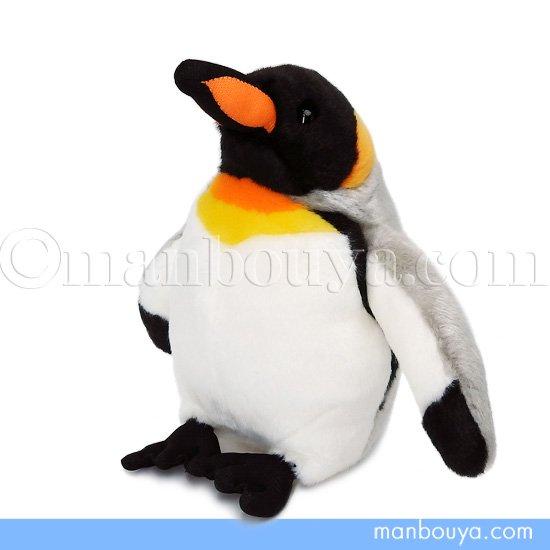 オウサマペンギン ぬいぐるみ 水族館 グッズ キュート販売 CUTE オオサマペンギン くちばしオレンジ S 20cm