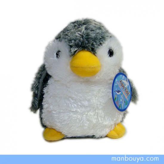 【ペンギンのぬいぐるみ】AURORA◆オーロラ・キッズ◆ペンギンMサイズ◆15cm