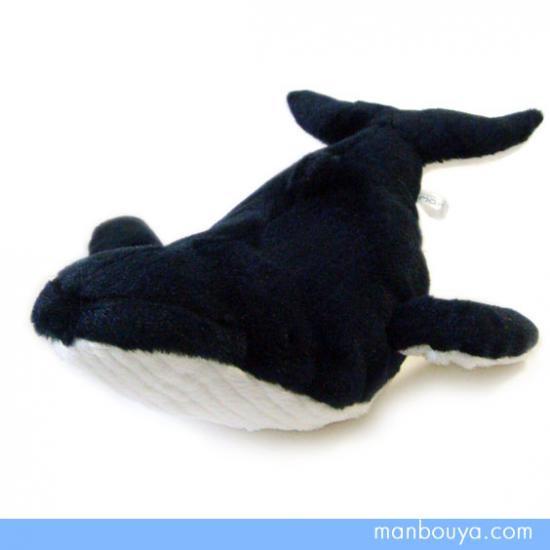 【クジラのぬいぐるみ】A-SHOW(栄商)◆ザトウ鯨30cm