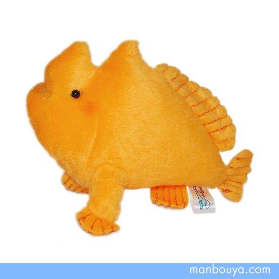 【アンコウのぬいぐるみ】A-SHOW(栄商)◆お魚シリーズ◆カエルアンコウ11cm