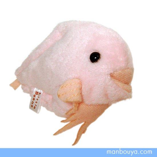 【サケビクニンのぬいぐるみ】A-SHOW(栄商)◆お魚シリーズ◆Little beansサケビクニン9cm