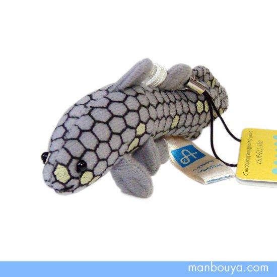 【シーラカンスのぬいぐるみ】A-SHOW(栄商)◆お魚シリーズ◆携帯ストラップ◆シーラカンス10cm