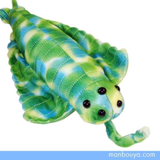 【古代の海洋生物】ぬいぐるみ・グッズ◆A-SHOW(栄商)◆カンブリア紀◆海の動物◆オパビニア40cm