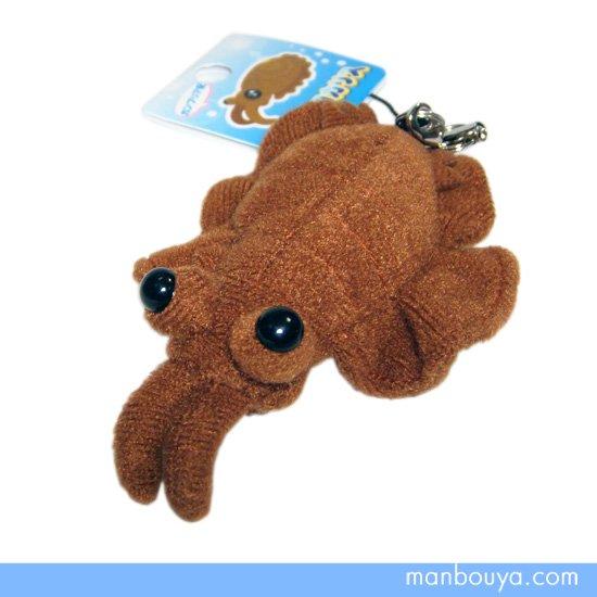 【アノマロカリスのぬいぐるみ】A-SHOW(栄商)◆古代の海の動物◆アノマロカリス携帯ストラップ9cm