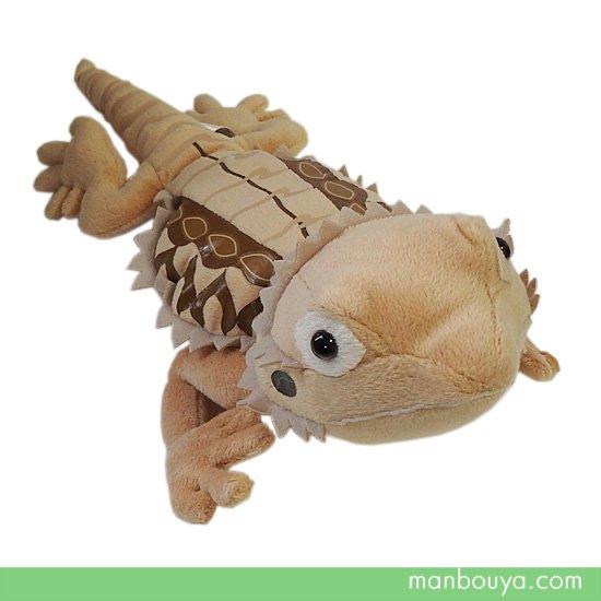 【ぬいぐるみ】フトアゴヒゲトカゲ◆グッズ◆爬虫類◆A-SHOW(栄商)◆フトアゴヒゲトカゲ32cm