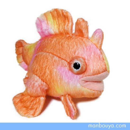 【アンコウのぬいぐるみ】グッズ・雑貨◆A-SHOW◆お魚シリーズ◆Newカエルアンコウオレンジ13cm