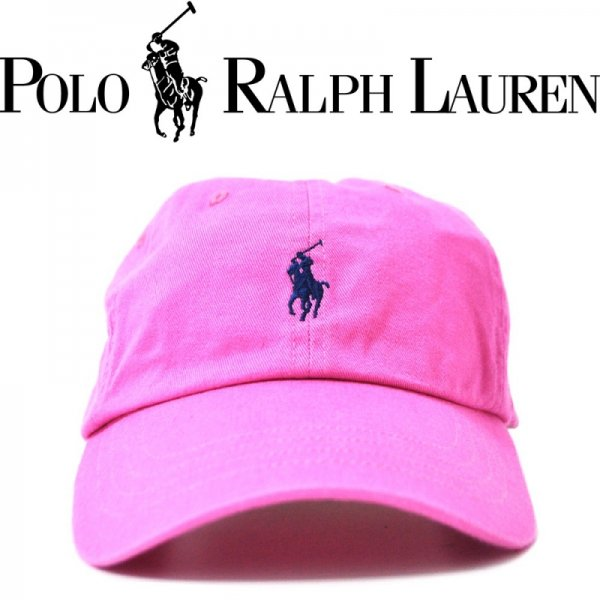 POLO RALPH LAUREN / SMALL PONY HAT