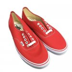 VANS (バンズ) / AUTHENTIC (RED)