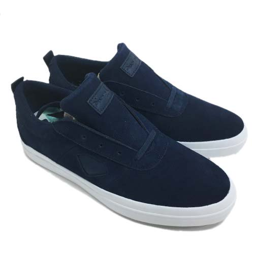 DIAMOND SUPPLY CO.(ダイヤモンドサプライ) / ICON NAVY SUEDE