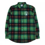 BILLIONAIRE BOYS CLUB(ビリオネアボーイズクラブ) / CREST CHECK SHIRT