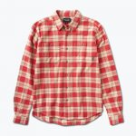 DIAMOND SUPPLY CO.(ダイヤモンドサプライ) / CALCITE FLANNEL