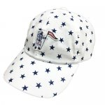 BILLIONAIRE BOYS CLUB(ビリオネアボーイズクラブ ) / ALL-OVER STAR STRAPBACK HAT