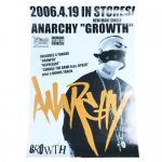 ANARCHY / GROWTH ポスター