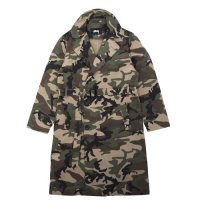 STUSSY ステューシー / DOUBLE BREASTED TRENCH