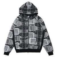 BILLIONAIRE BOYS CLUB ビリオネアボーイズクラブ / SKYSCRAPER THERMAL FULL-ZIP HOOD