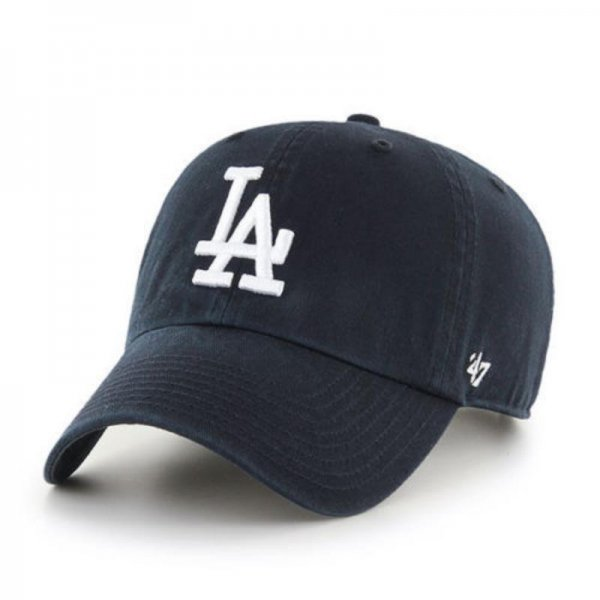 47 BRAND 47ブランド / DODGERS '47 CLEAN UP BLACK