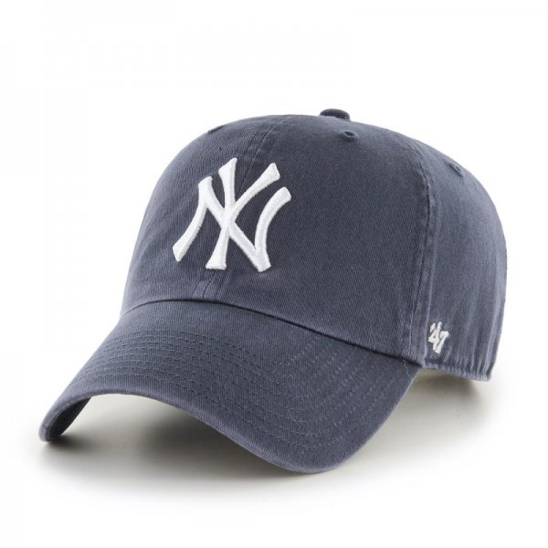 47 BRAND / YANKEES VINTAGE NAVY '47 CLEAN UP