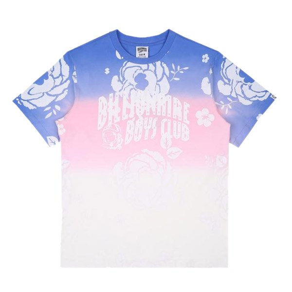 BILLIONAIRE BOYS CLUB / DIP DYE ARCH LOGO T-SHIRT