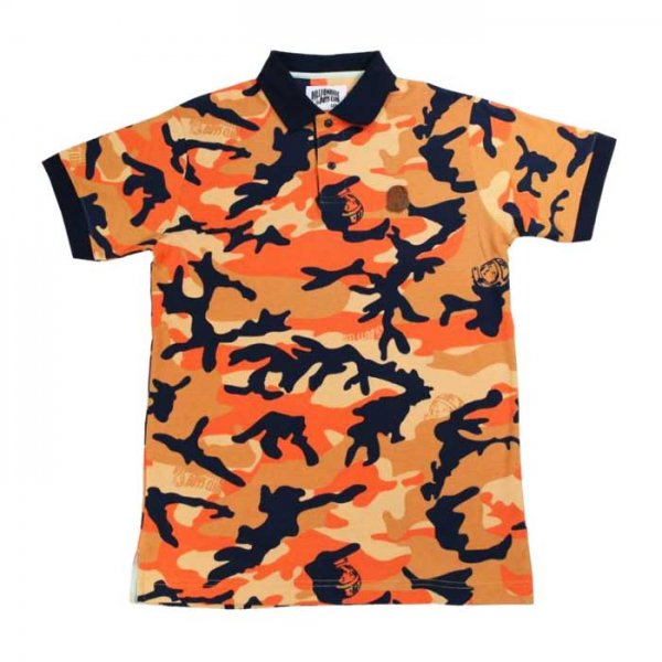 BILLIONAIRE BOYS CLUB / BB EVOLVE POLO