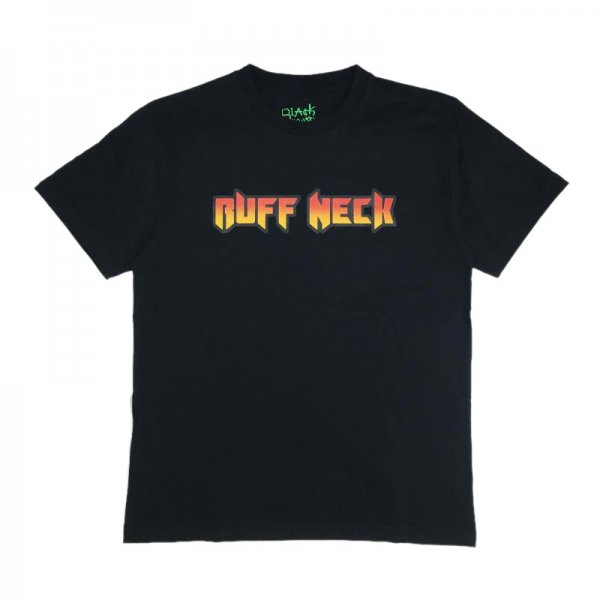 BLACK HOUSE CLOTHING / RUFF TREATMENT TEE