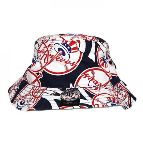 <img class='new_mark_img1' src='//img.shop-pro.jp/img/new/icons10.gif' style='border:none;display:inline;margin:0px;padding:0px;width:auto;' />47 BRAND / YANKEES '47 BRAVADO BUCKET