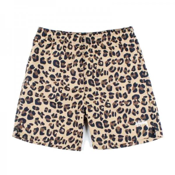 <img class='new_mark_img1' src='//img.shop-pro.jp/img/new/icons14.gif' style='border:none;display:inline;margin:0px;padding:0px;width:auto;' />STUSSY / LEOPARD WATER SHORT