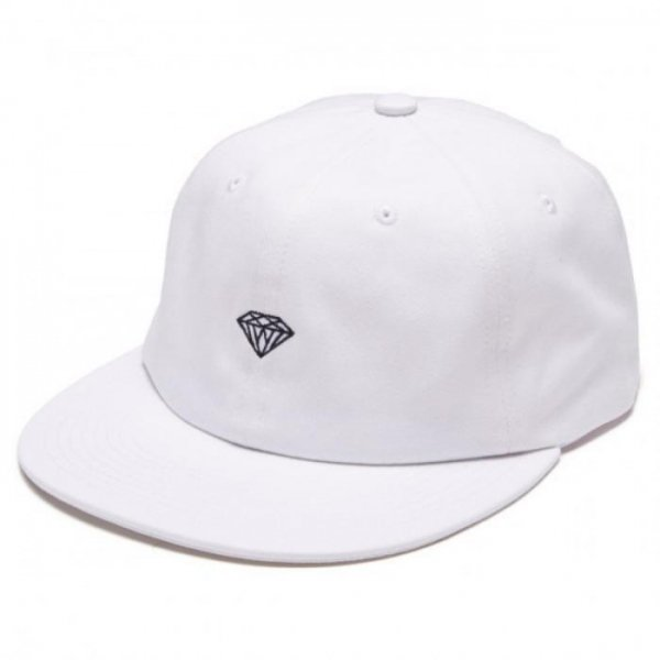DIAMOND SUPPLY CO. / MICRO BRILLIANT UNSTRUCTURED STRAPBACK